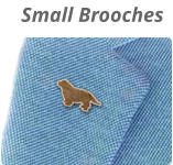 Small Brooches
